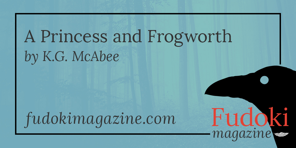 A Princess and Frogworth by K.G. McAbee
