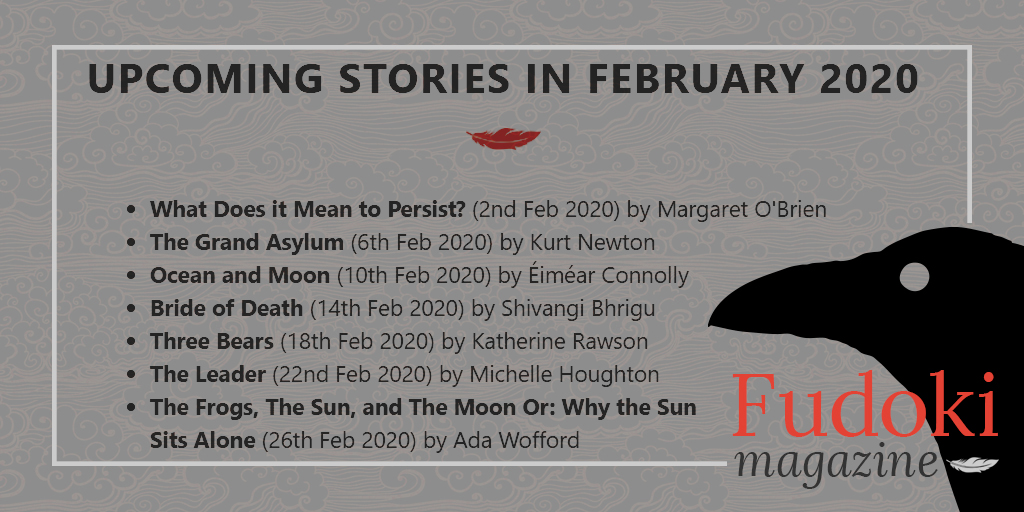 List of stories scheduled in February 2020
