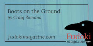 Boots on the Ground by Craig Romans