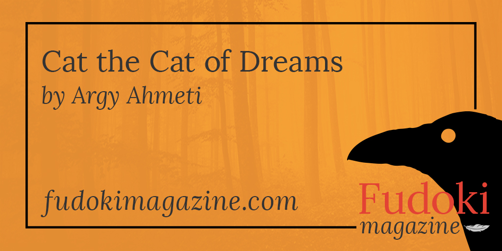 Cat the Cat of Dreams by Argy Ahmeti