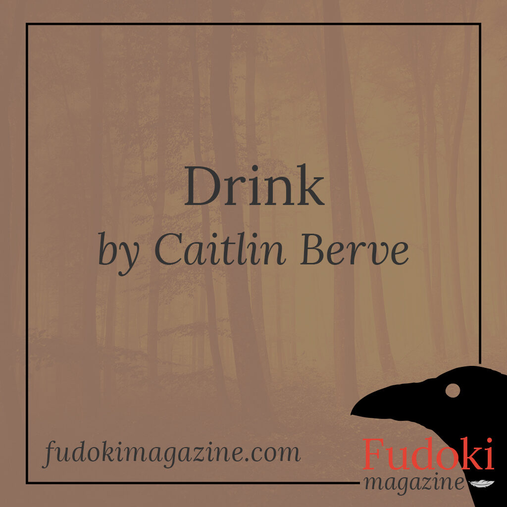Drink by Caitlin Berve