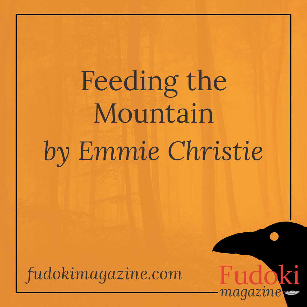 Feeding the Mountain by Emmie Christie