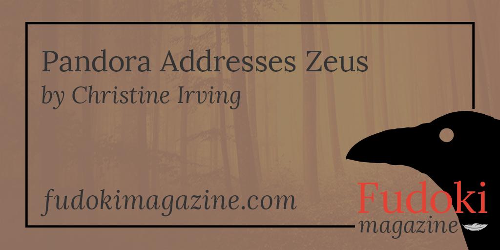 Pandora Addresses Zeus