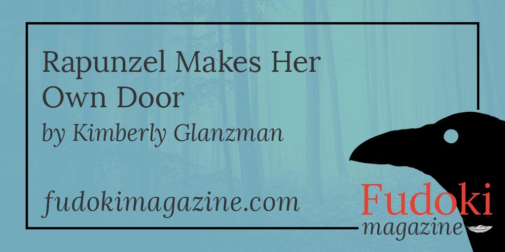 Rapunzel Makes Her Own Door