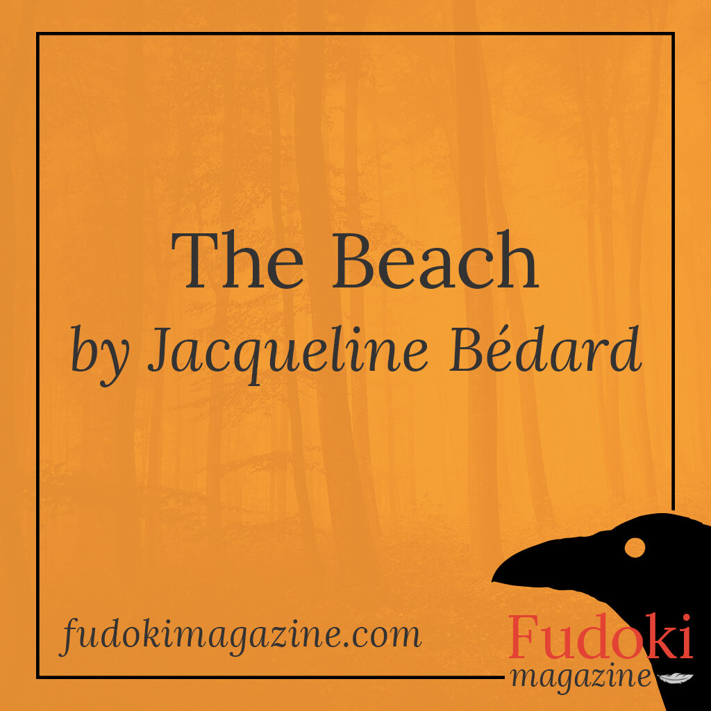 The Beach by Jacqueline Bédard