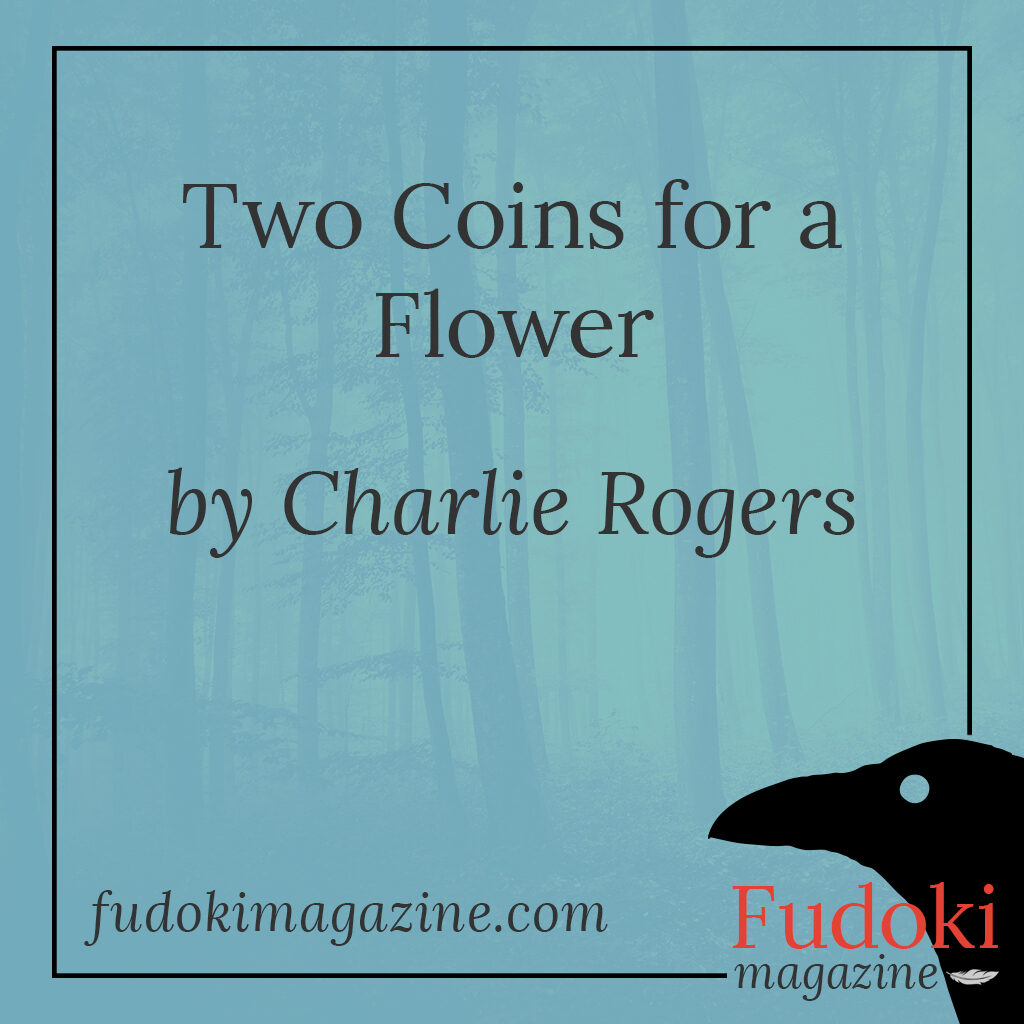 Two Coins for a Flower
